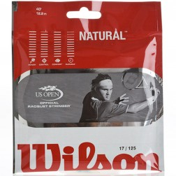 Strings Wilson Natural Gut 16
