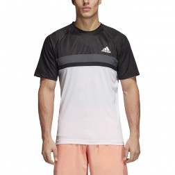 adidas Colorblock Club Tee