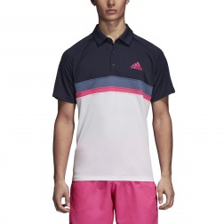 adidas Colorblock Club Polo Shirt