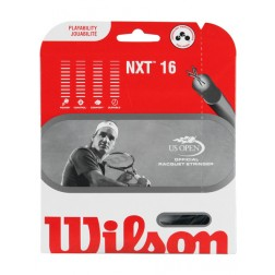 Strings Wilson Nxt 16 Black String